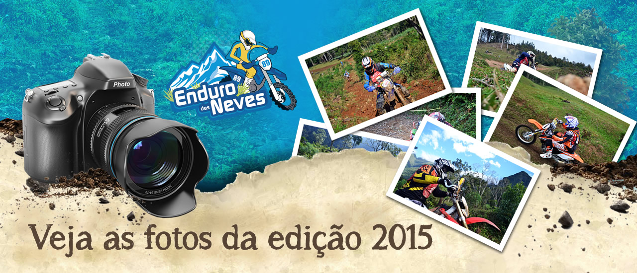 Fotos Enduro das Neves 2015