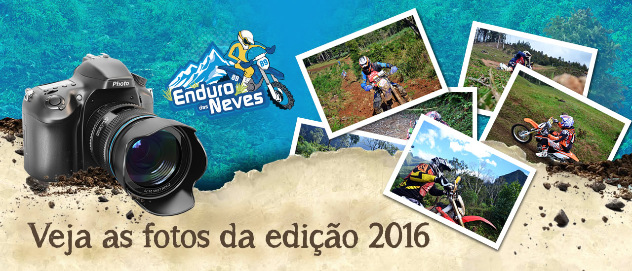 Fotos Enduro das Neves 2016