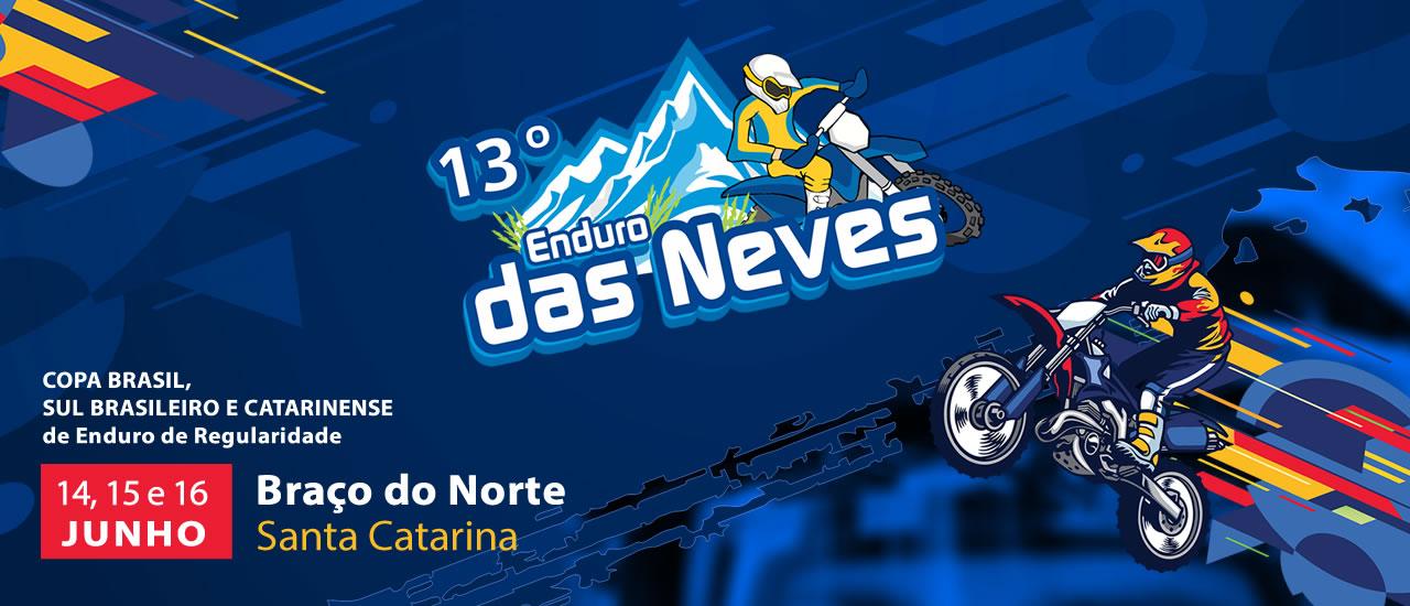 12º Enduro das Neves – 22, 23 e 24 de Junho de 2018